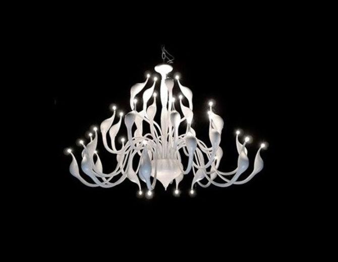 Lampada a sospensione Illuminati Meta Swan MD809836A