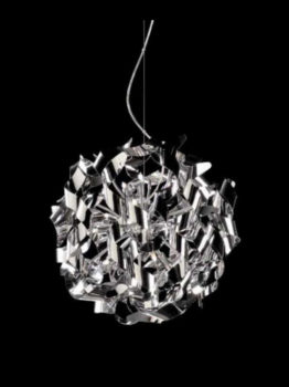 Lampada a sospensione illuminati Holy piccolo 9 luci