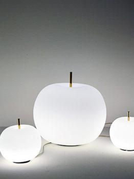 lampada da tavolo Kundalini Kushi