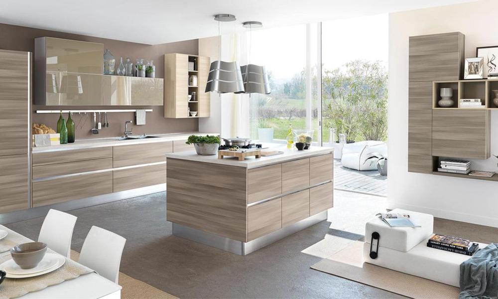 Illuminazione della cucina: funzionalità e stile luci srl